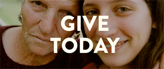 Give today button